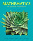 Mathematics for Elementary School Teachers (O'Daffer)