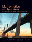 Mathematics with Applications In the Management, Natural and Social Sciences
