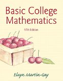 Basic College Mathematics (Martin-Gay)