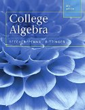 College Algebra (Beecher)