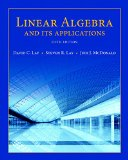 Linear Algebra and Its Applications (Lay)