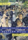 The Norton Anthology of Western Music, Volume 2: Classic to Romantic