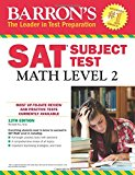 Barron's SAT Subject Test: Math Level 2