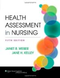 Health Assessment in Nursing (Weber)